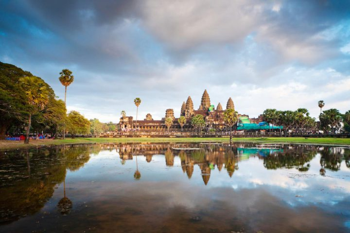 Green Cultural Travel - Cambodia - Tours - Siem Reap-Angkor wat