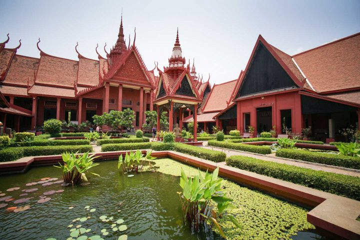 Green Cultural Travel - Cambodia - National Museum