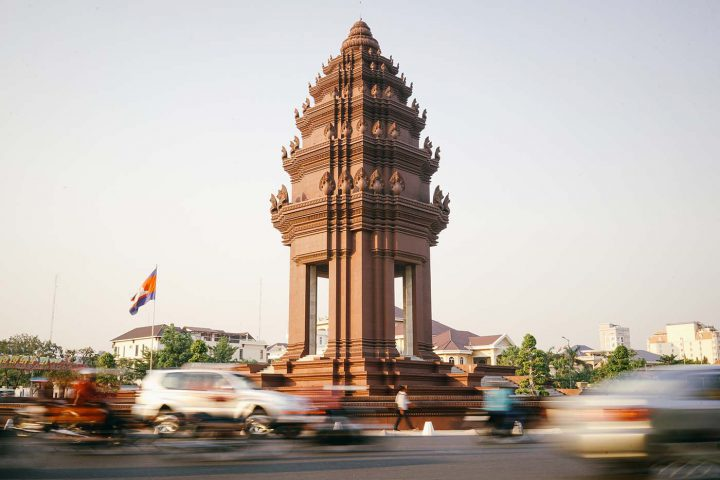 Green Cultural Travel - Cambodia - Tours - Wat Phnom (2)