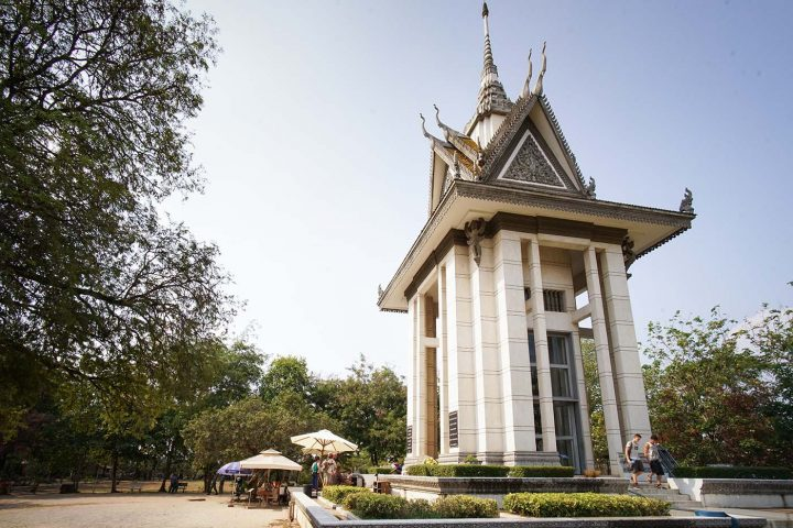 Green Cultural Travel - Cambodia - Tours - Killing Fields (1)