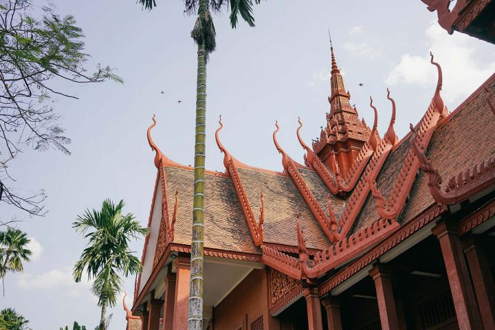 Green Cultural Travel - Cambodia - Tours - National Museum (1)