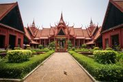 Green Cultural Travel - Cambodia - Tours - National Museum (2)