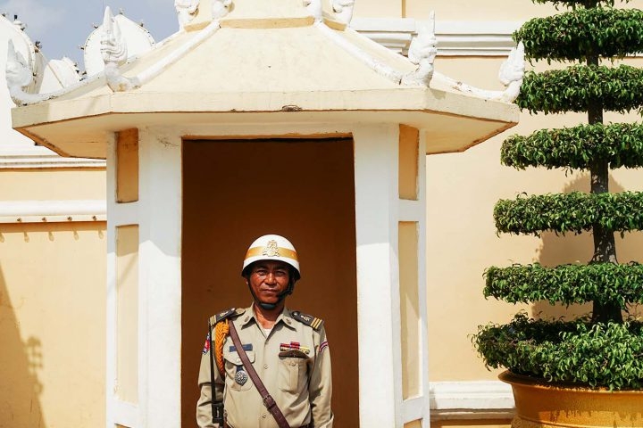 Green Cultural Travel - Cambodia - Tours - Royal Palace (8)
