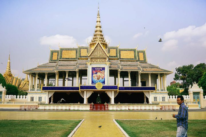 Green Cultural Travel - Cambodia - Tours - Royal Palace (7)