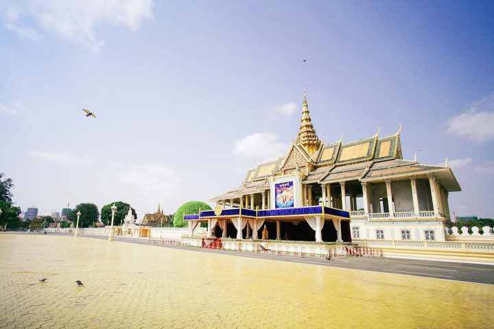 Green Cultural Travel - Cambodia - Tours - Royal Palace (6)