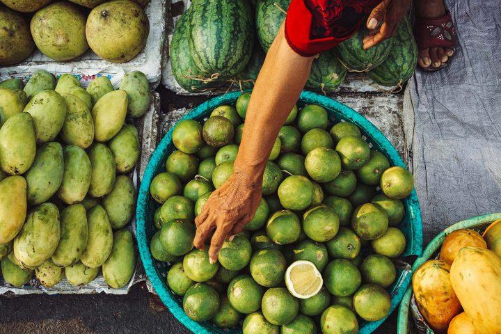 Green Cultural Travel - Cambodia - Tours - Russian Market (8)