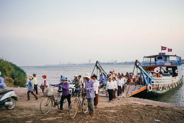 Green Cultural Travel - Cambodia - Tours - Silk Island (21)