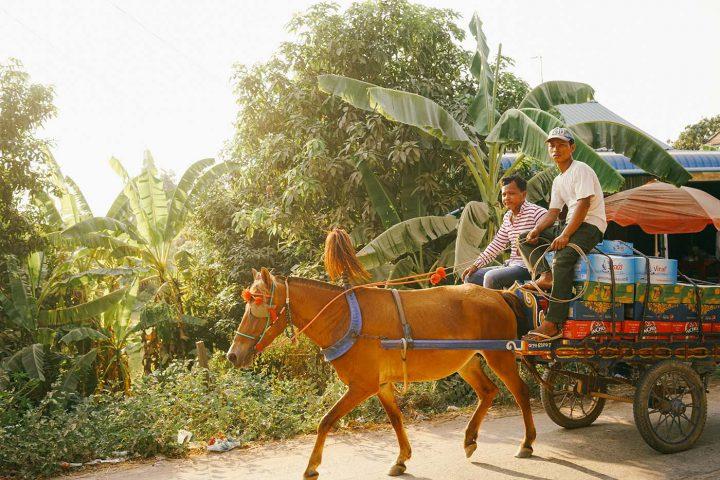 Green Cultural Travel - Cambodia - Tours - Silk Island (7)