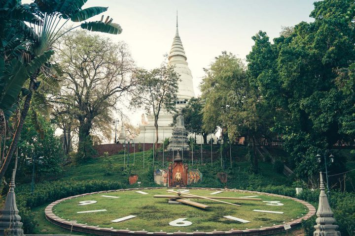 Green Cultural Travel - Cambodia - Tours - Wat Phnom (1)