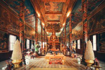 Green Cultural Travel - Cambodia - Wat Phnom