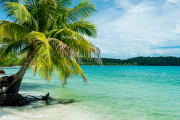 Green Cultural Travel - Camnbodia - Koh Rong - Beatch in Koh Rong