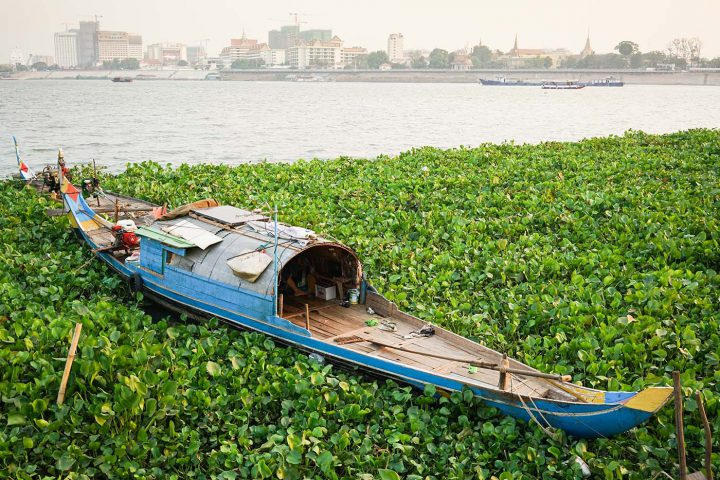 Green Cultural Travel - Cambodia - Tours - Fishing village (12)