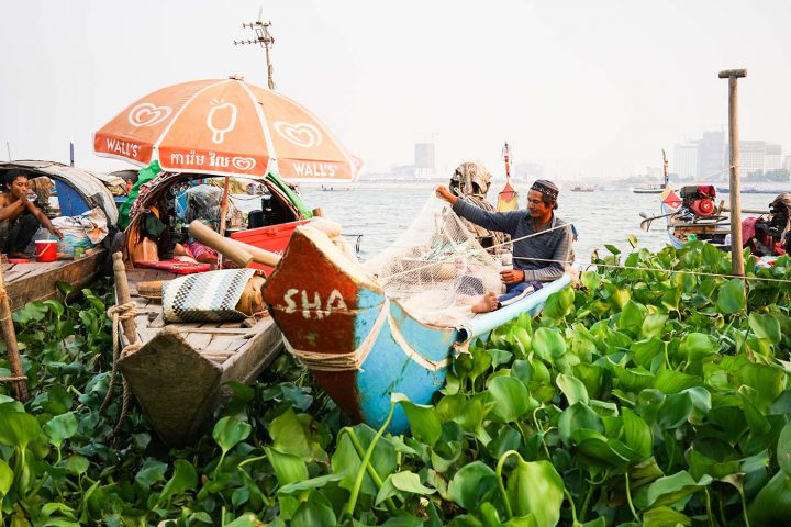Green Cultural Travel - Cambodia - Tours - Fishing village (14)