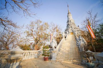 Green Cultural Travel - Cambodia - Tours - Oudong Temples (9)