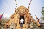 Green Cultural Travel - Cambodia - Tours - Phom Chisor (7)