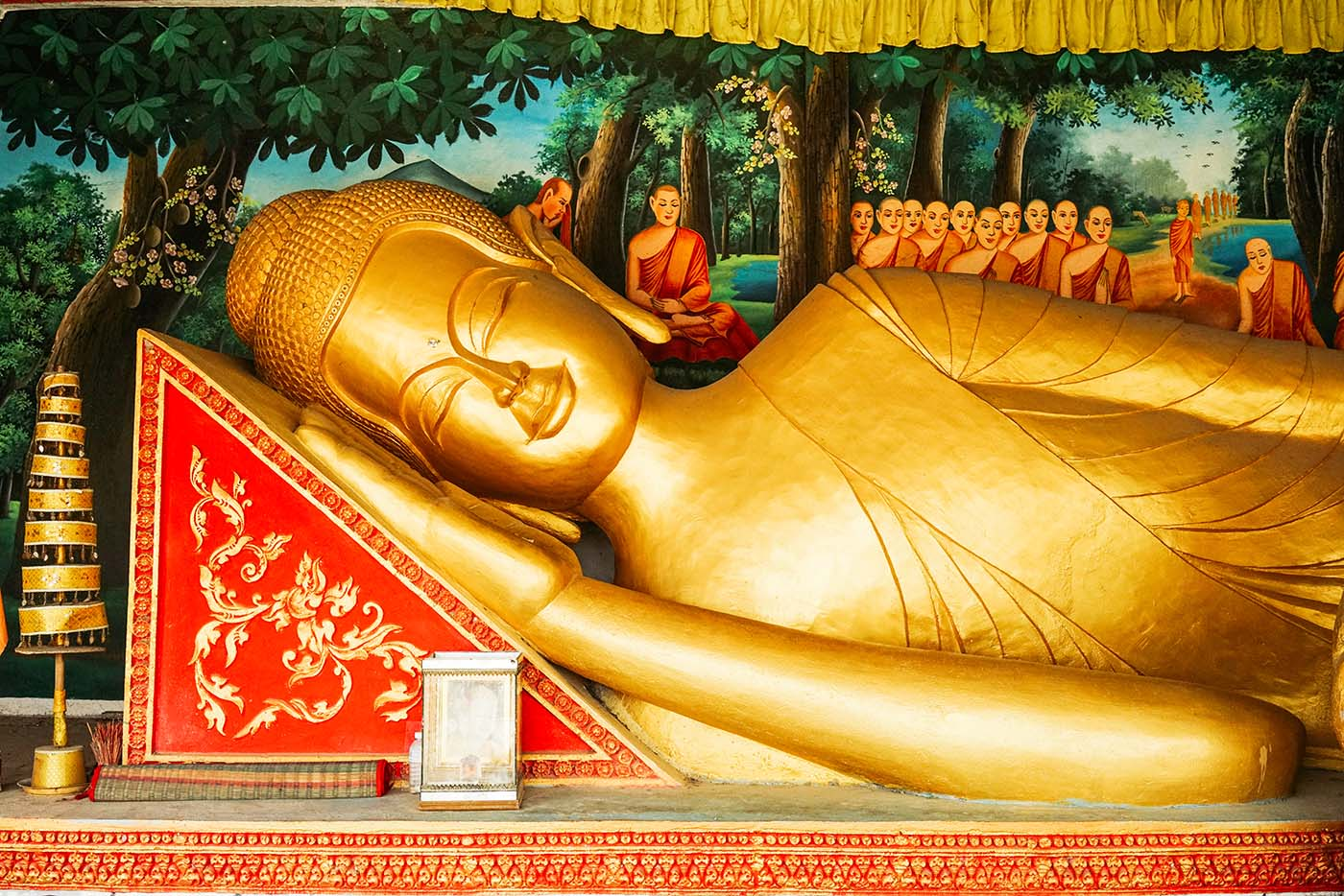 Green Cultural Travel - Cambodia - Tours - Phom Chisor (11)