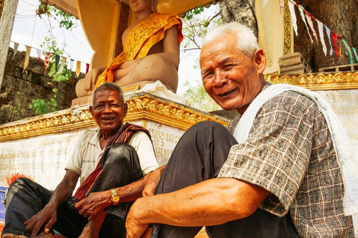 Green Cultural Travel - Cambodia - Tours - Phom Chisor (15)