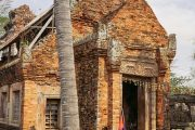 Green Cultural Travel - Cambodia - Tours - Phom Chisor (1)