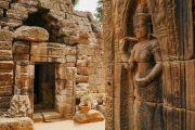 Green Cultural Travel - Cambodia - Tours - Ta Prohm (1)
