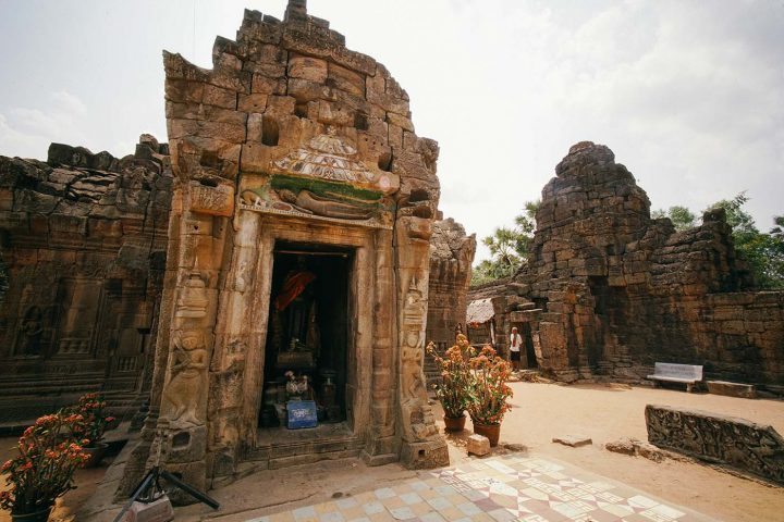 Green Cultural Travel - Cambodia - Tours - Ta Prohm (3)