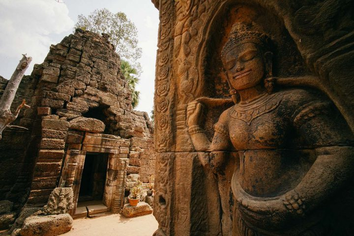 Green Cultural Travel - Cambodia - Tours - Ta Prohm (5)