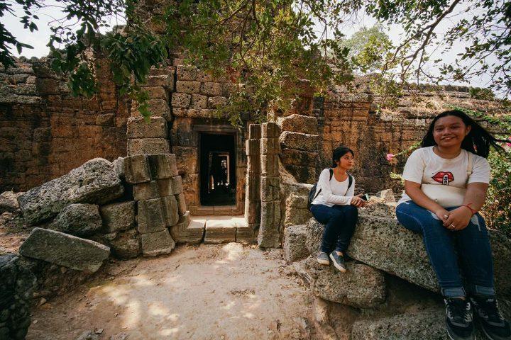 Green Cultural Travel - Cambodia - Tours - Ta Prohm (9)