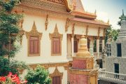 Green Cultural Travel - Cambodia - Tours - Wat Langka (5)