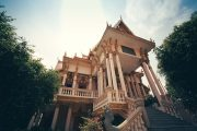 Green Cultural Travel - Cambodia - Tours - Wat Langka (1)