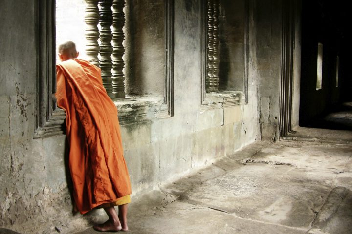 Green Cultural Travel - Cambodia - Monk Budhist