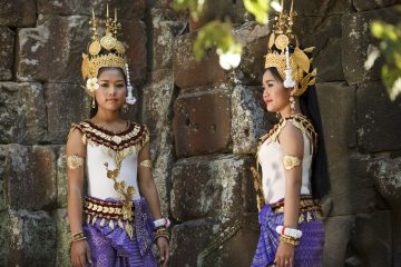 Green Cultural Travel - Cambodia - Tours - Apsara