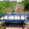 Green Cultural Travel - Cambodia - Battambang - Bamboo train