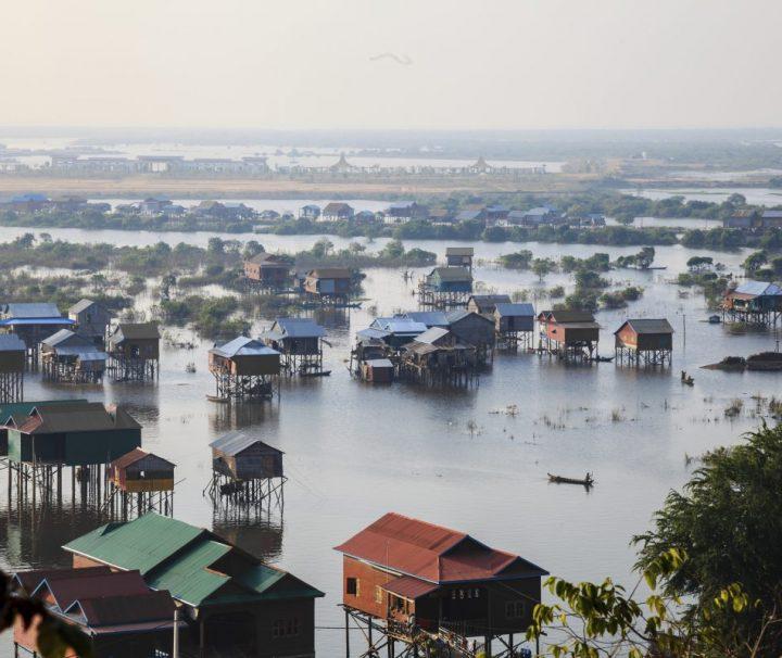 Green Cultural Travel - Cambodia - Siem Reap - Tonle Sap