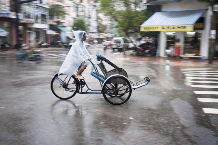 Green Cultural Travel - Cambodia - Phnom Penh - Cyclo tour