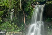 Green Cultural Travel - Cambodia - Mondulkiri - Waterfall