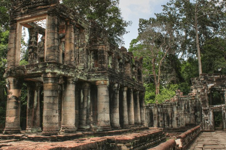 Green Cultural Travel - Cambodia - Tours - Preah Khan Temple