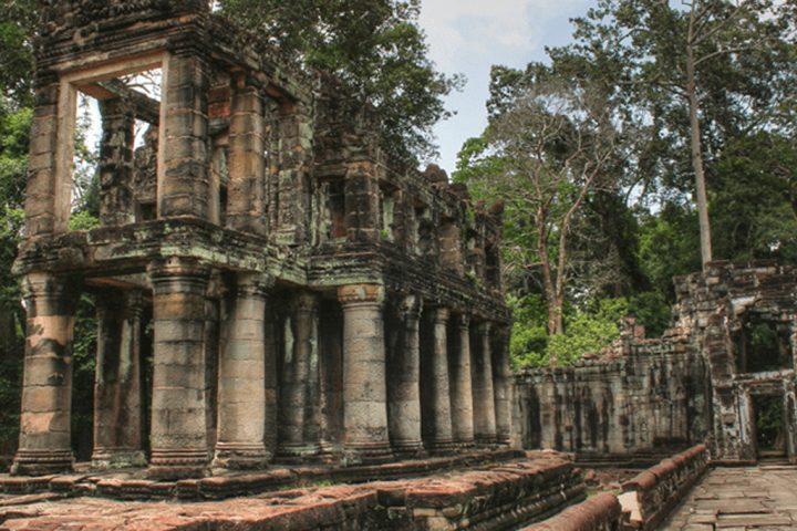 Green Cultural Travel - Cambodia - Tours - Preah Khan Temple