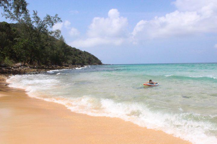 Green Cultural Travel - Cambodia - Koh Rong Samloem - Beach