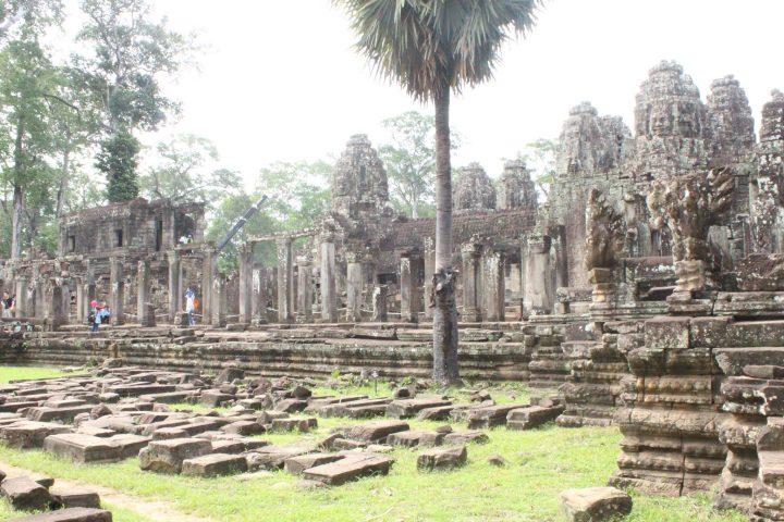 Green Cultural Travel - Cambodia - Siem Reap - Temple