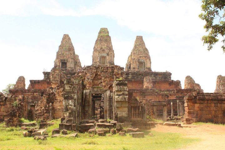 Green Cultural Travel - Cambodia - Siem Reap - Temple