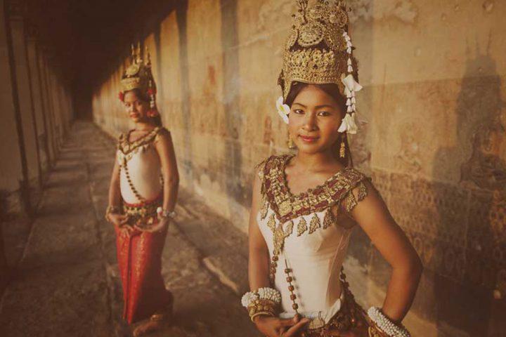 Green Cultural Travel - Cambodia - Apsara dancers