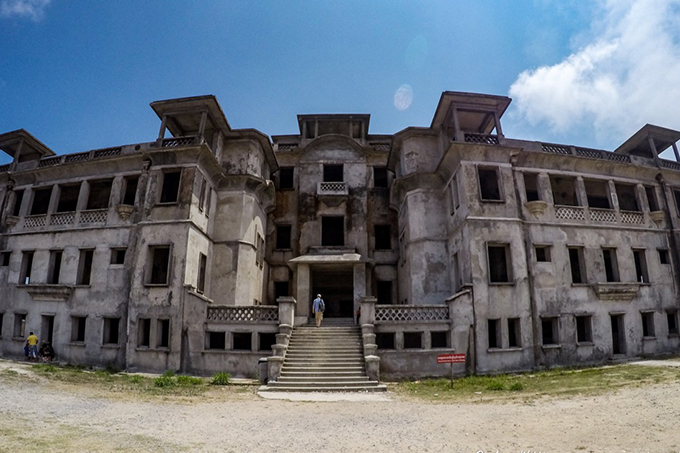Green Cultural Travel - Cambodia -kep-bokor-National-Park-Ghost-Casino