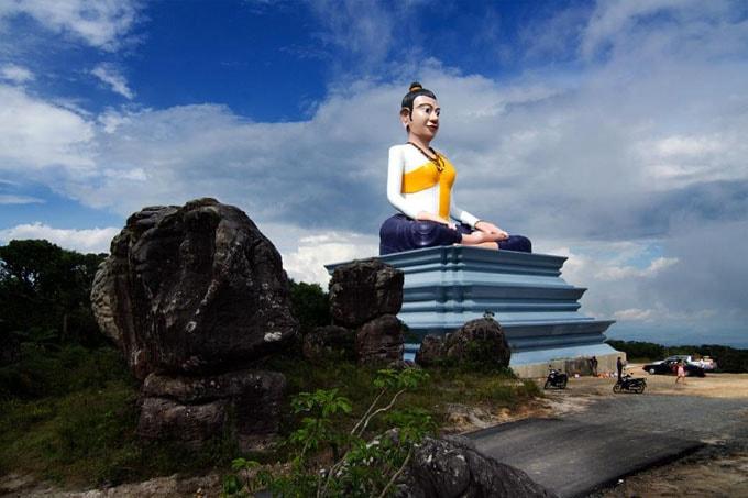 Green Cultural Travel - Cambodia -kep-bokor-ya mao