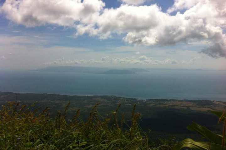 Green Cultural Travel - Cambodia - Kampot - View from the top of Bokor