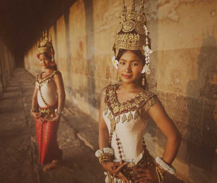 Green Cultural Travel - Cambodia - Apsara dancers