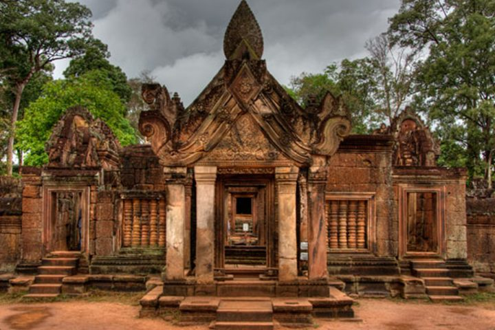 Green Cultural Travel - Cambodia - banteay srei