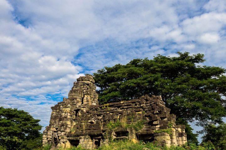 Green Cultural Travel - Cambodia - Tours -  Battambang  -Banteay Chhmar Temples