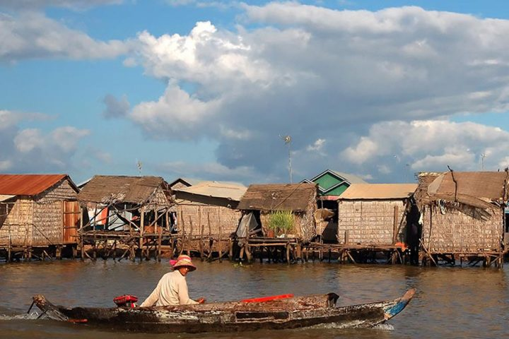 Green Cultural Travel - Cambodia - Tours -Kompong Khleang