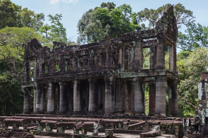 Green Cultural Travel - Cambodia - Tours - Preah Khan Temples