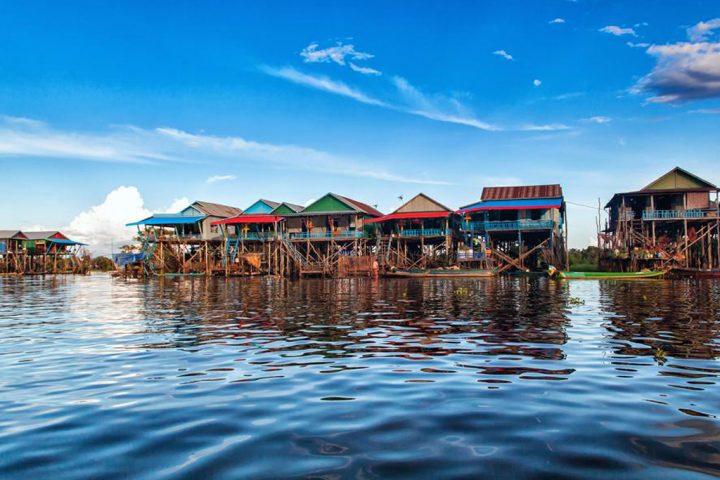 Green Cultural Travel - Cambodia - Tours -  Battambang  -Tonle Sap Lake