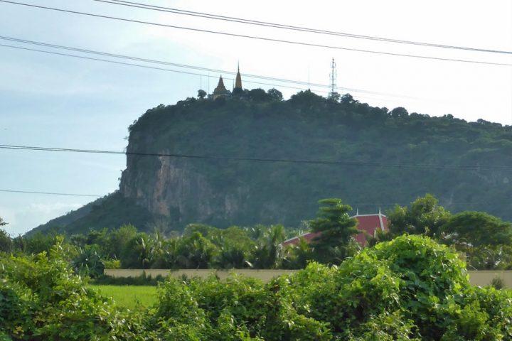 Green Cultural Travel - Cambodia phnom sampeau battambang
